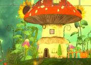Bunny Mushroom World Escape