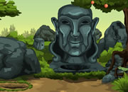 Statue Forest Escape
