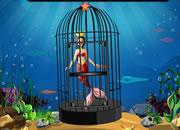 海底救美人鱼