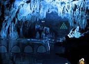 逃离蓝宝石洞穴