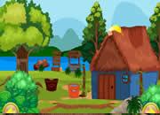 Blue Hut Escape