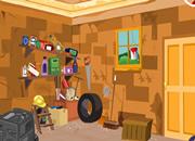 逃离储藏室