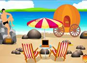逃离海滩乐园