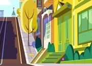 救鹦鹉逃离城市