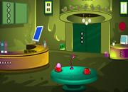 复活节绿色房间逃脱