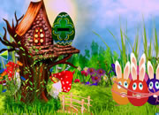 Easter Bunny Fantasy Escape