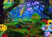 逃离幻想动物森林