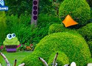 逃离绿色花园-