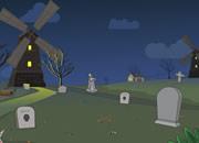 逃离鬼魂墓地