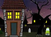 逃离黑暗森林房子