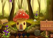 Mushroom Hut Escape