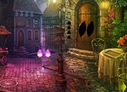 逃离可怕的古老宫殿