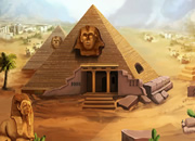 金字塔寻找引力石