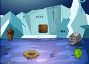 逃离冰河世纪冰川