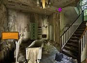 逃离废弃的化工实验室