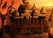 Red Temple Of The Lost World
