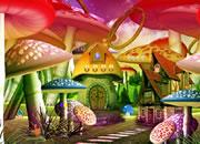 逃离幻想蘑菇村庄