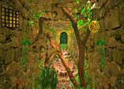 森林隧道探险逃脱