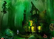 逃离神秘的森林