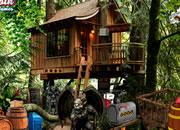 逃離寶藏樹屋