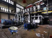Escape Abandoned Power Plant