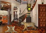 逃出动物标本房间