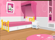 粉色房間逃離