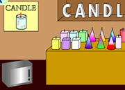 Escape From Candle Shop