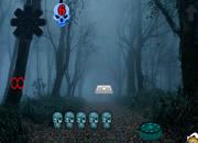 逃离闹鬼的森林
