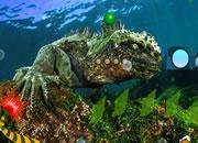 奇异水下世界救援
