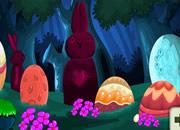 森林兔子逃脱