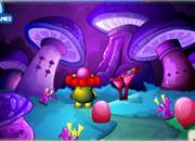 Fantasy Mushroom Man