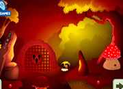逃离红色骷髅森林
