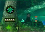 水下森林逃生