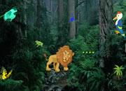 丛林历险逃脱
