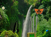 Butterfly Land Escape