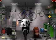 你能逃出自行车车库吗
