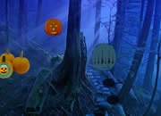 Save The Halloween Pumpkin Escape