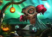 Skull House In Osten