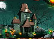 逃离幽灵城堡