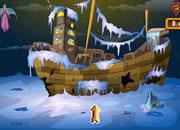 The Circle-Ice Ship Escape