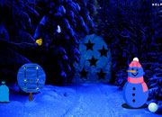 Snowman Land Escape