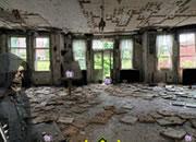 逃离废弃的疗养院