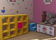 Escape Little Girls Room