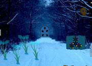 逃离圣诞节可怕森林