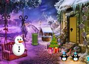 Christmas Snowman Rescue
