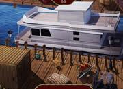 The Frozen Sleigh- The Wharf Escape
