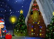 快乐圣诞节逃脱7