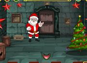圣诞老人逃离地下室