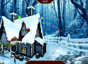 The Frozen Sleigh-Shoe Maker House Escape